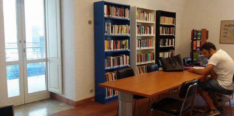 """Potenziamento Biblioteca Comunale, Mele: """"In attesa del riscontro dalla Regione"""""""
