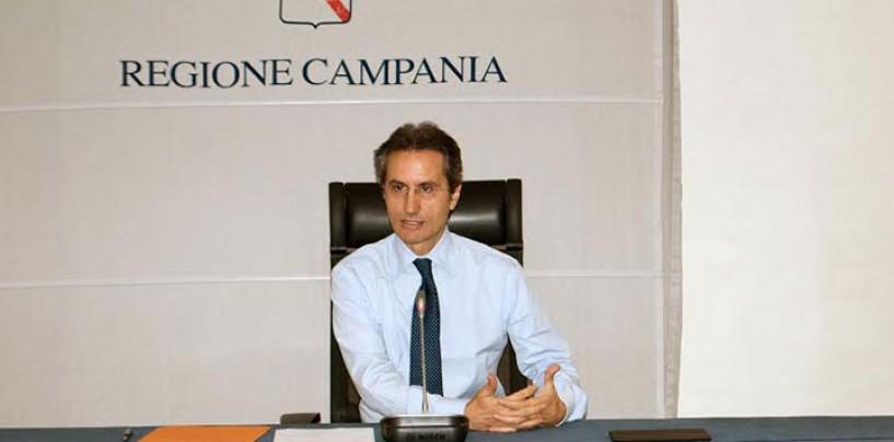 Regionali, sabato 28 marzo convegno con Caldoro e Foglia