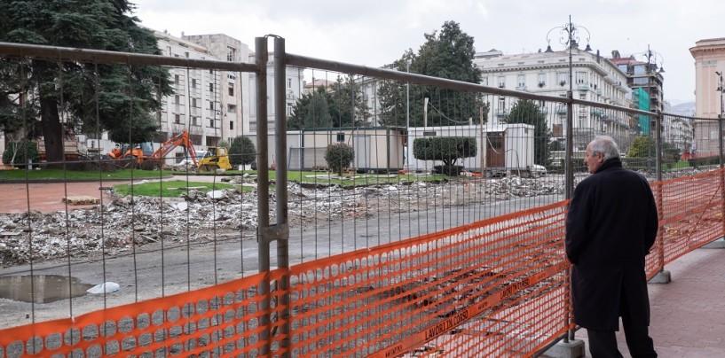 Disagi a causa dei cantieri: 300 euro per i commercianti avellinesi