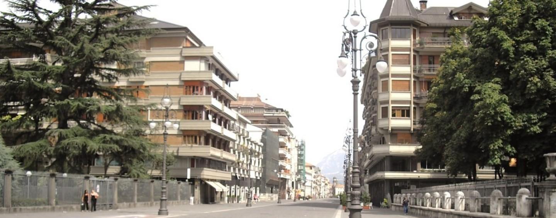 """Gazebo al Corso per la campagna """"Ero straniero"""""""