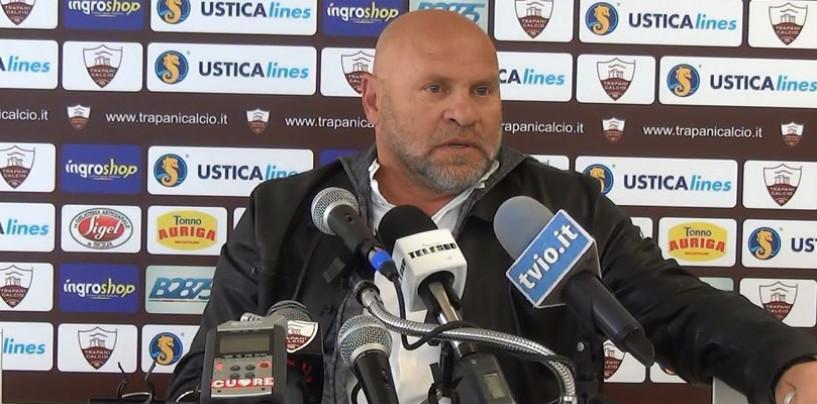 """Calcio – Cosmi accarezza l'Avellino: """"E' da play-off. Trapani, ci sei quasi"""""""