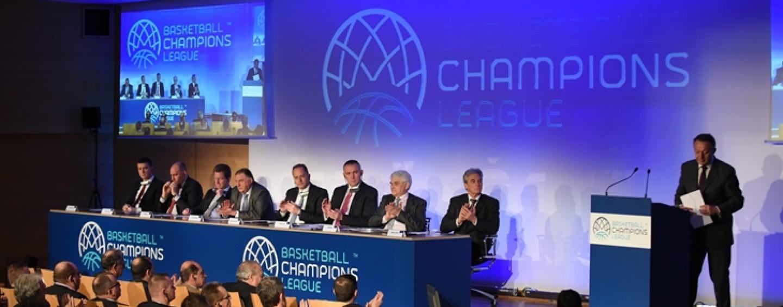 Basket, ecco come sarà la nuova Champions League del basket targata FIBA
