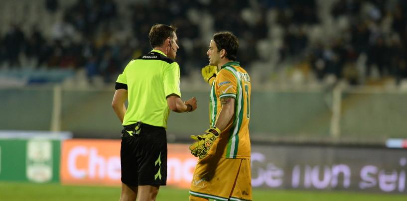 """Avellino Calcio – Con la Ternana fischia Ros, l'arbitro del """"mai una gioia"""""""