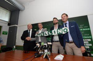 Presentazione Tesser Avellino Calcio