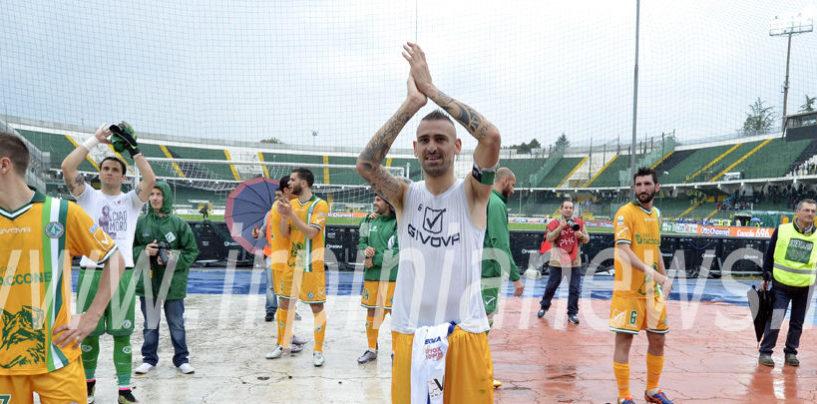 """Avellino – Como, il fotoracconto: rivivi il match del """"Partenio-Lombardi"""""""