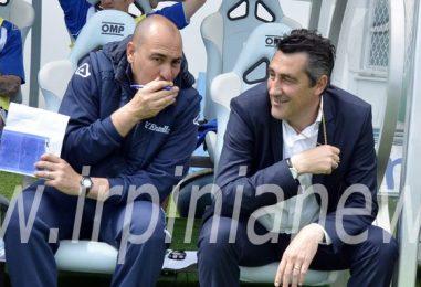 """Avellino Calcio – Ascoli, Aglietti vuole la reazione: """"Conterà l'atteggiamento"""""""