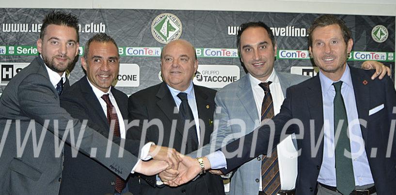Avellino Calcio – Il fotoracconto della presentazione di Toscano