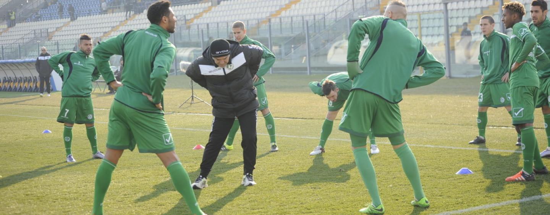 """Avellino Calcio – Gruppo al completo al """"Sibilia"""": Tesser riabbraccia Biraschi"""