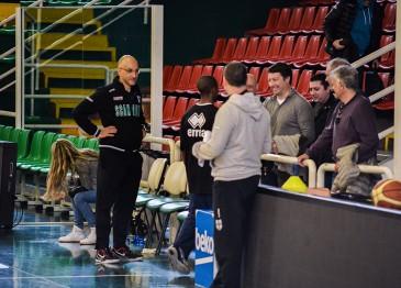 Fotogallery Basket, il ritorno di Marques Green