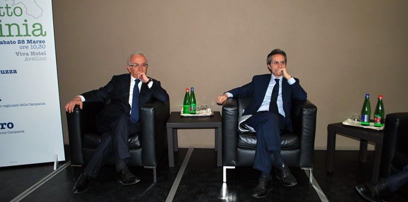 """Regionali – Foglia (Ncd): """"L'Irpinia merita il meglio"""""""