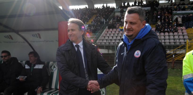 Calcio – Camplone spaventa il Bari: il tecnico in ospedale per un malore