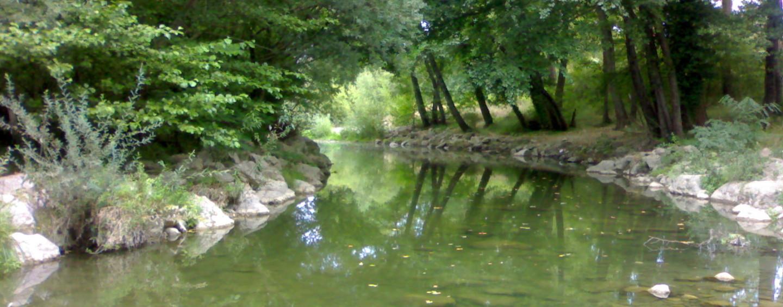 Fiumi calore sabato e ufita e torrente solofra un for Cabine del fiume bandera