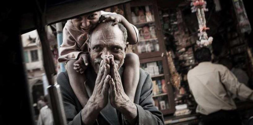 Il mondo parla nelle foto di Francesco Chiorazzi