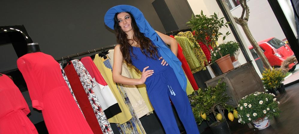 Frankie Pelota Collezione moda primavera 2015