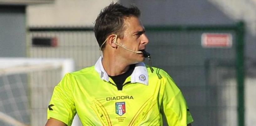 Carpi-Avellino, dirige Gavillucci: mai una vittoria biancoverde