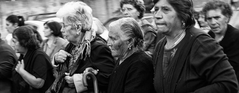 Gelinda Vitale:  emozioni in bianco e nero.