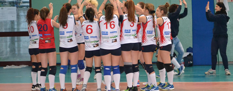 I divisione, la Green Volley riprende il suo cammino vincendo a Benevento
