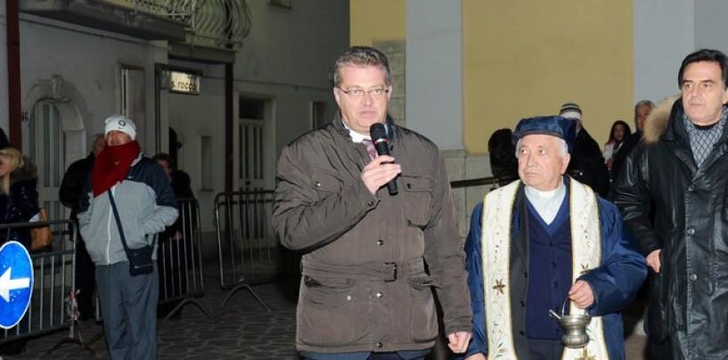 Choc a S. Angelo all'Esca: muore il sindaco Penta