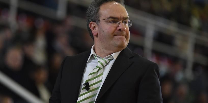 """Basket Scandone, Sacripanti: """"Brava Venezia a crederci ma ora pensiamo solo a Pistoia"""""""