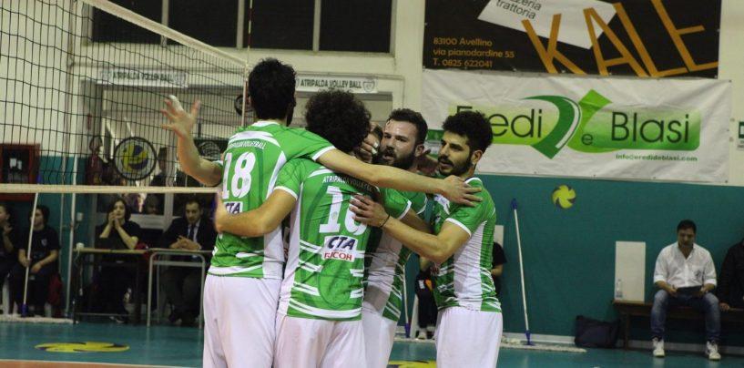 L'Atripalda Volley torna nell'olimpo della pallavolo: l'anno prossimo sarà Serie B Nazionale
