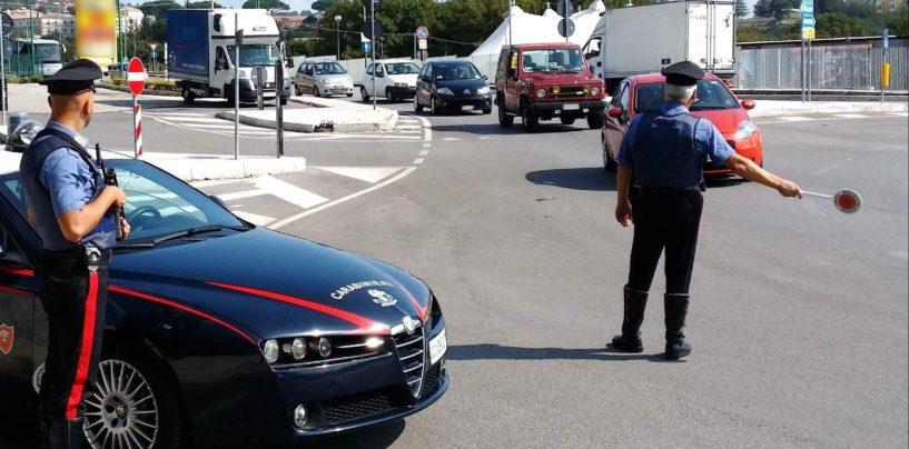 Estate sicura ad Avellino, intensificati i controlli dei Carabinieri