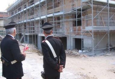 Lacedonia – Operai irregolari, ancora sanzioni per l'edilizia irpina