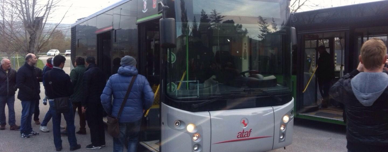Ex irisbus a flumeri arrivano i primi mezzi di industria for Industria italiana arredi