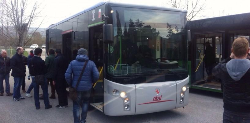 Ex Irisbus, a Flumeri arrivano i primi mezzi di Industria Italiana Autobus
