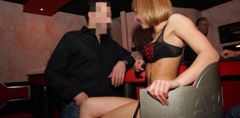 Scoperta casa di prostituzione a Serino, nei guai sei persone