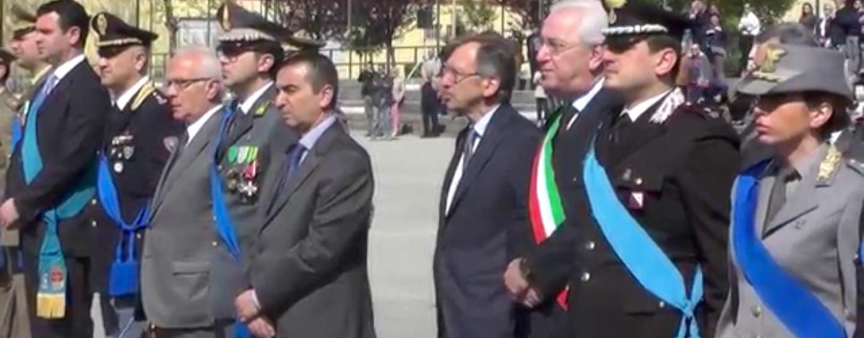25 Aprile, ad Avellino la cerimonia alla Caserma Berardi