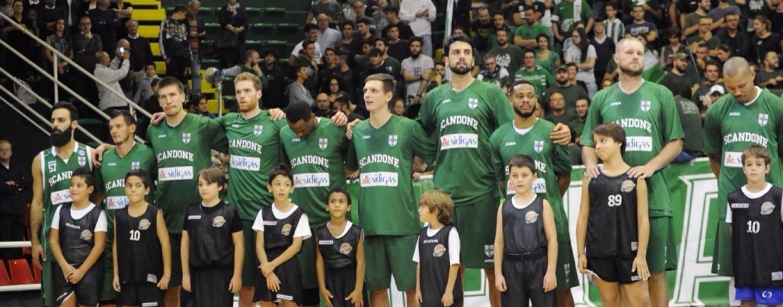 Basket, troppo forte Reggio Emilia: Avellino cede solo nel finale 87-68