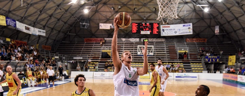 Basket, la Sidigas Avellino batte Scafati in amichevole