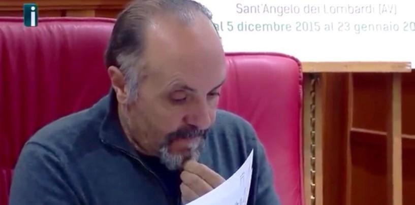 Aquilonia, rinvenuto cadavere l'architetto Donato Tartaglia