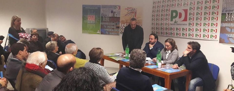 """Acqua, Del Basso De Caro gela l'Irpinia: """"Acs non può essere gestore"""""""
