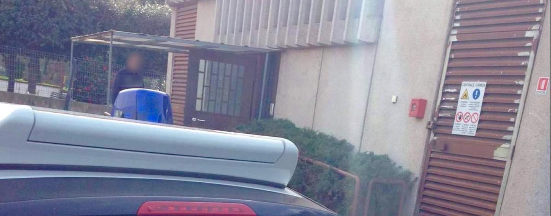 Sperone, colpo alle Poste: ladri in fuga col malloppo
