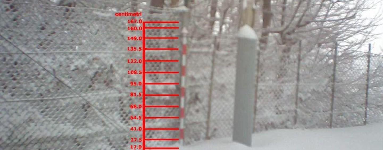 Meteo – Neve in arrivo sotto i 1000 metri, ecco dove