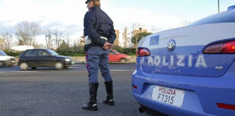 Esodo estivo, scatta il piano della polizia stradale: controlli a tappeto