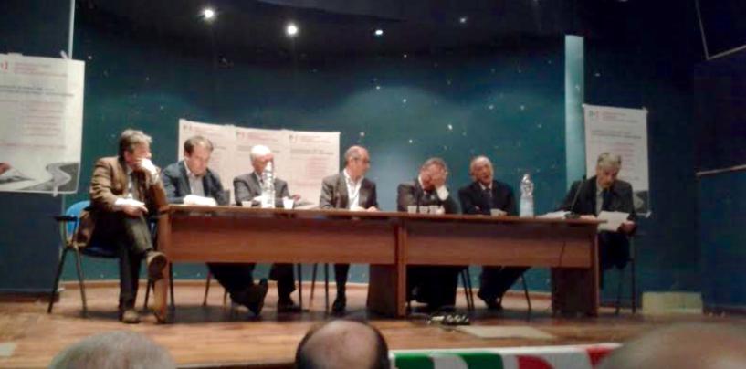 """La Napoli Bari opera strategica. Del Basso: """"Avellino Benevento area unica per lo sviluppo"""""""