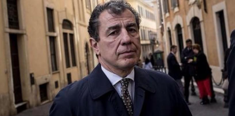 Mose, l'ex commissario di FI di Avellino Milanese condannato a 2 anni e mezzo