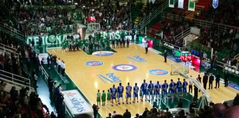 Basket, Avellino si mangia anche l'Orlandina e sogna il secondo posto