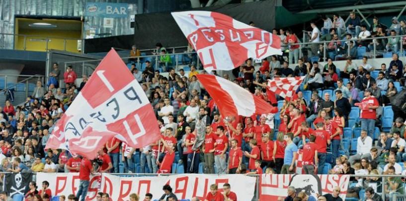 Pesaro scalda i motori in vista del match contro la Sidigas