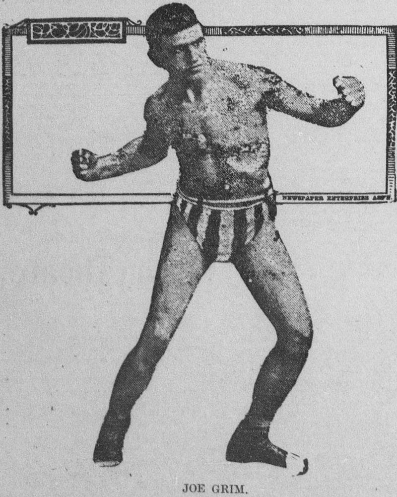 Joe Grim 1904