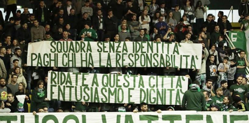 Basket Avellino, a Brindisi il De Profundis dell'ex beneamata