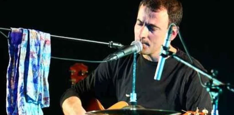 Luca Pugliese in concerto per i rifugiati a Sant'Andrea di Conza
