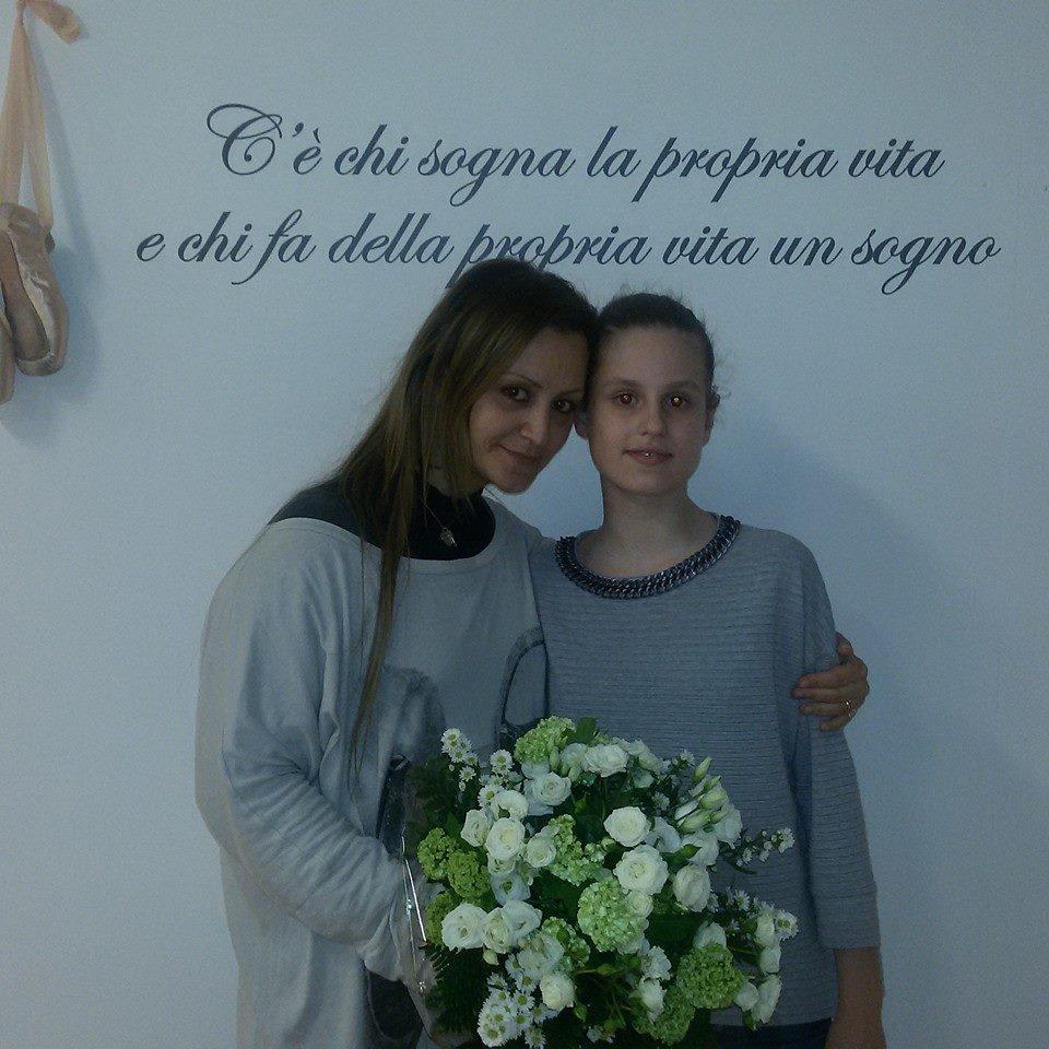 Melania Areopagita e Elena Verderosa