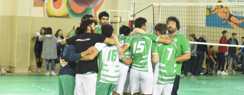 L'Atripalda Volleyball vince e si qualifica matematicamente per la fase successiva di Coppa Campania
