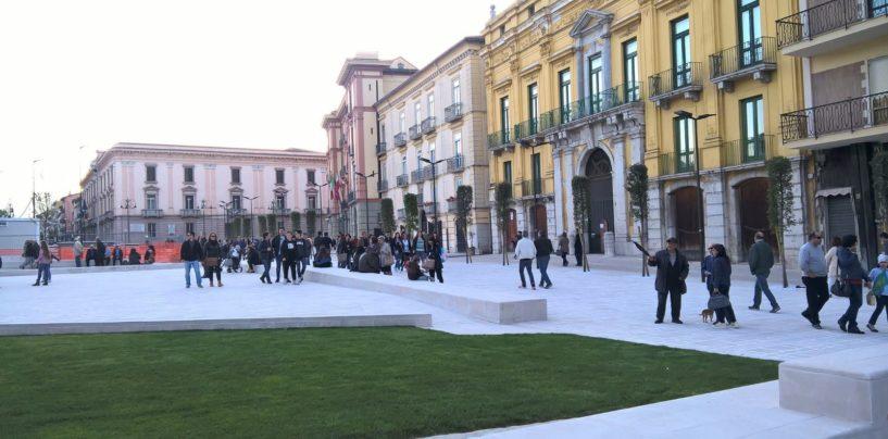 Piazza Libertà, altro passo in avanti: ripristinato il percorso storico per la processione dell'Assunta