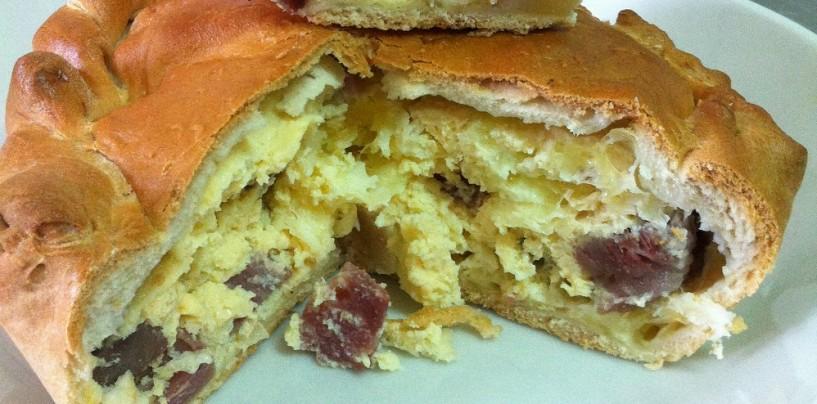 Pizza chiena, l'immancabile portata della Pasqua ad Avellino