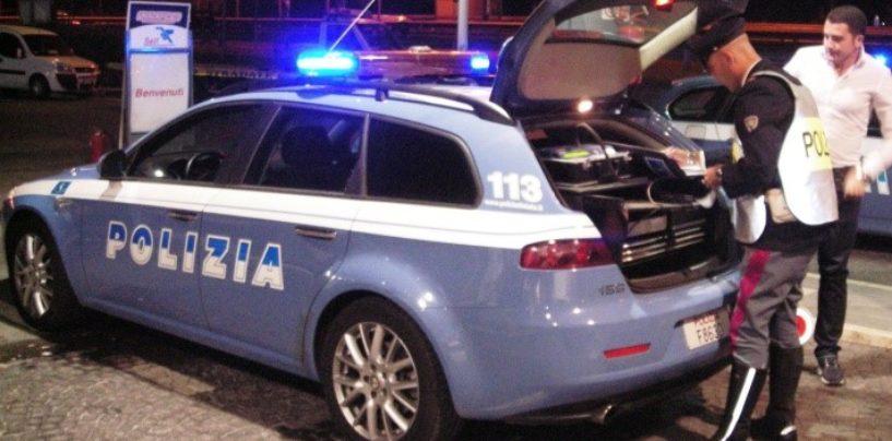 La Polstrada contro le stragi del sabato sera: quattro patenti ritirate per abuso di alcol alla guida