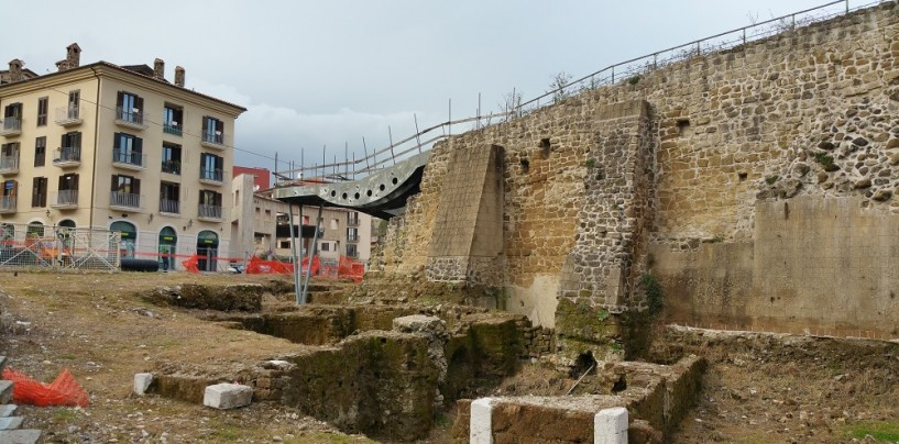Piazza Castello: al via i lavori di riqualificazione. Dopo il dissequestro dell'area lunedì si consegna il cantiere